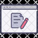 Website document Icon