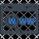 Website Domain Icon