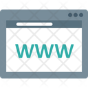 Website Domain Domain Value Worldwide Icon