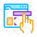 Web Site Elements Icon