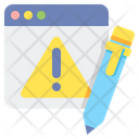 Error Report Icon