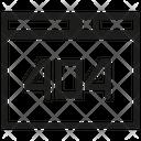 Error Bug Web Icon