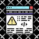 Fixing Program Errors Icon