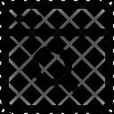 Website explorer Icon