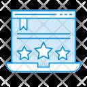 Website feedback Icon