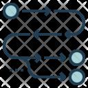Flow Website Web Icon