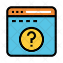 Help Webpage Window Icon