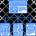 Structure Hierarchy Program Icon
