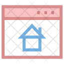 Website Homepage Icon