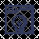 Website Idea Icon