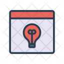 Idea Creativity Internet Icon