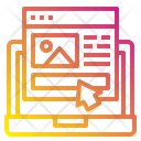 Website Online Technology Icon