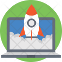 Website Launch Icon