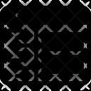 Website Layout Tree Icon