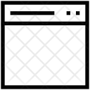 Website Webpage Format Icon