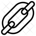 Website Link Chain Link Back Links Icon