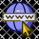 Url Link Website Icon