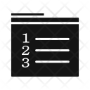 Website Link Count Icon