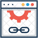 Linkage Configure Setup Icon
