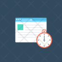 Website Load Time Icon