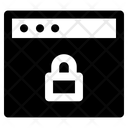Website Lock Web Security Web Lock Icon