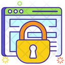Private Browsing Privacy Security Icon