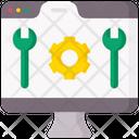 Website Maintenance Icon
