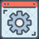 Process Setting Management Icon