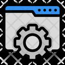 Website Maintenance Website Maintenance Icon