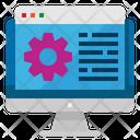 Programming Computer Design Icon