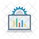Website monitoring system Icon