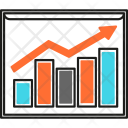 Analysis Graph Business Icon