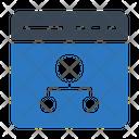 Website Network Icon