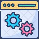Website Optimization Website Seo Icon