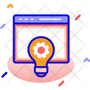 Website Optimization Optimization Website Icon