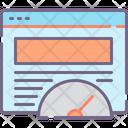 Mwebsite Optimization Website Performance Website Optimization Icon