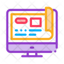 Web Site Project Icon