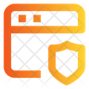 Website Protection Browser Protection Protection Icon