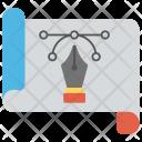 Website Mockup Prototype Icon