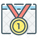 Website Ranking Medal Icon