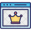 Website Ranking Website Ranking Icon
