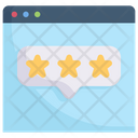 Website Rating Icon