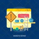 Website Repair Icon