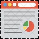 Website Report Icon