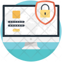 Website Safety Web Icon