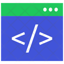 Website script Icon