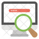 Web Search Engine Icon