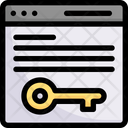 Seo Website Development Icon