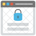 Website Security Software Icon