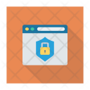 Website Security Security Safety Icon